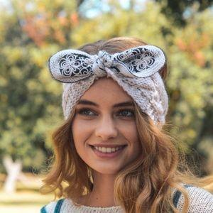 DOLLY Knit Headband - IVORY